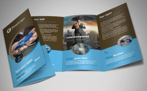 Brochure printing in Dallas