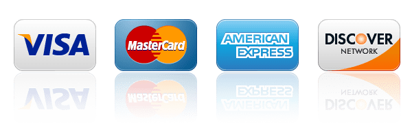 Types of Credit Cards Accepted for Printing Services at Dave the Printer